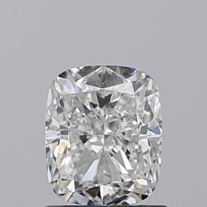 Cushion 1.00 carat F SI2 Photo