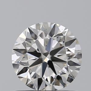 Round 0.80 carat J VS2 Photo