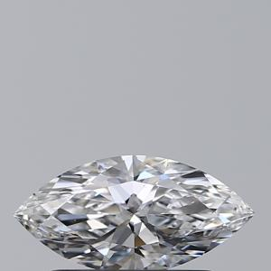 Marquise 0.52 carat D SI1 Photo