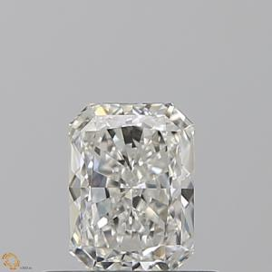 Radiant 0.51 carat H VS1 Photo