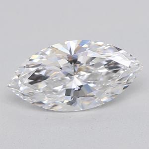 Marquise 0.50 carat D VVS2 Photo
