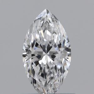Marquise 0.60 carat D VS2 Photo