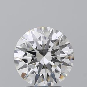 Round 2.53 carat G SI1 Photo