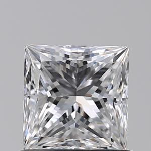 Princess 0.74 carat D VS1 Photo