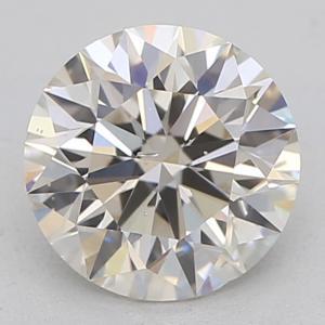 Round 0.70 carat K SI1 Photo