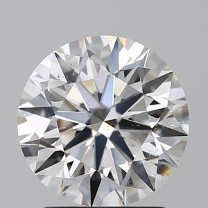 Round 1.70 carat E SI1 Photo