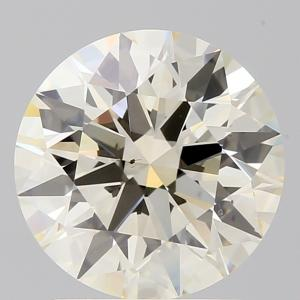 Round 1.70 carat L SI1 Photo