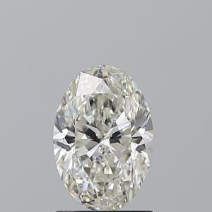 Oval 1.22 carat J VS2 Photo