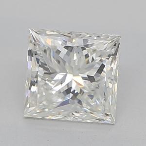 Princess 0.51 carat H SI1 Photo