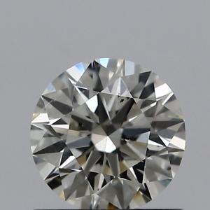 Round 0.60 carat L SI2 Photo