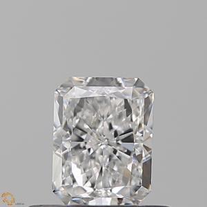 Radiant 0.50 carat D VS1 Photo