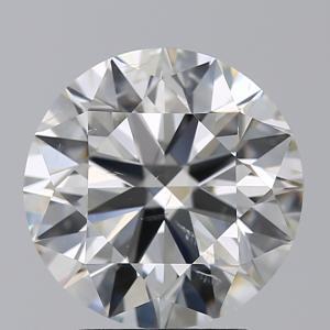 Round 2.50 carat J SI2 Photo