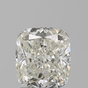 Cushion 1.52 carat J SI2 Photo