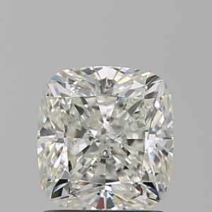 Cushion 1.51 carat I SI2 Photo
