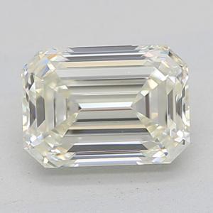 Emerald 0.60 carat K VS1 Photo