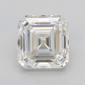 Asscher 0.50 carat I VS1 Photo