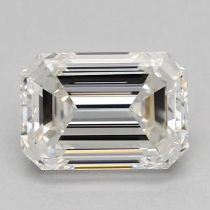Emerald 0.50 carat I VS2 Photo