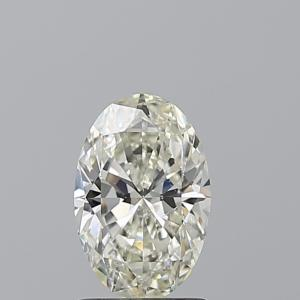 Oval 1.23 carat K SI2 Photo