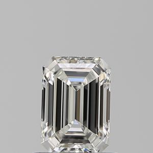 Emerald 0.70 carat G VS1 Photo