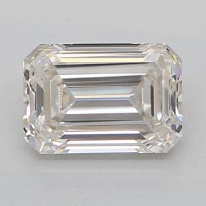 Emerald 0.51 carat J VVS2 Photo