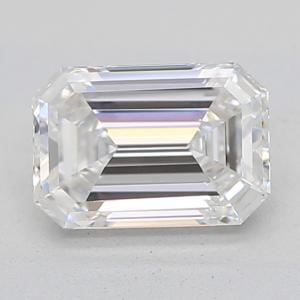 Emerald 0.50 carat F VS2 Photo