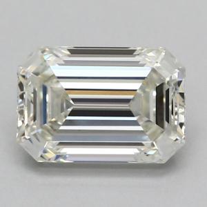 Emerald 0.50 carat J VS1 Photo