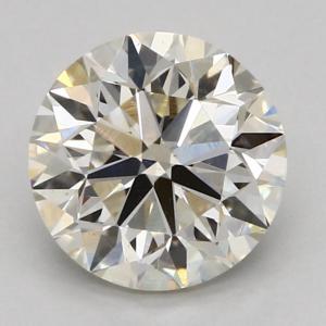 Round 0.60 carat L SI1 Photo