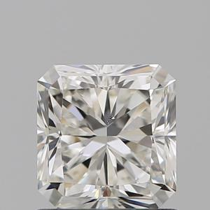 Radiant 1.01 carat I SI1 Photo