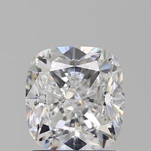 Cushion 1.51 carat D SI2 Photo