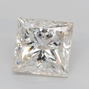 Princess 1.03 carat I SI2 Photo