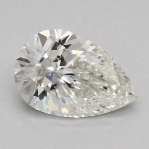 Pear 0.30 carat I VS1 Photo