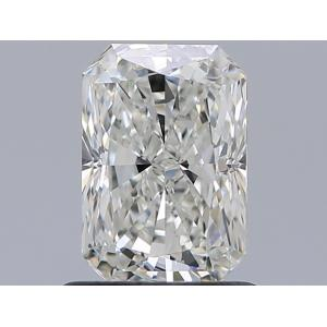 Radiant 1.00 carat H VS2 Photo
