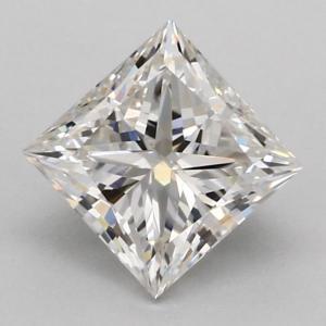 Princess 0.72 carat I SI2 Photo