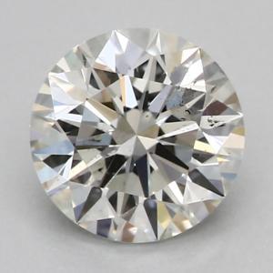 Round 0.30 carat I SI1 Photo