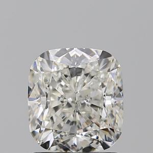 Cushion 1.71 carat I SI1 Photo