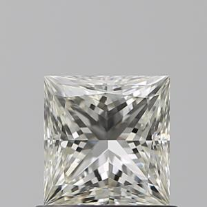 Princess 0.70 carat J VVS1 Photo