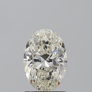 Oval 1.21 carat I SI2 Photo