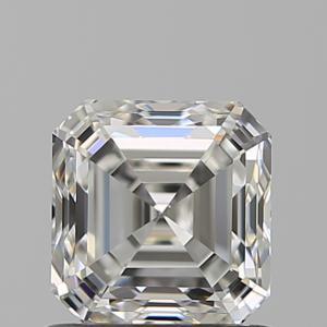 Asscher 1.02 carat G VVS2 Photo