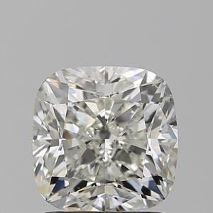 Cushion 1.72 carat I SI1 Photo