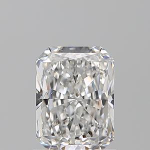 Radiant 1.01 carat F SI1 Photo