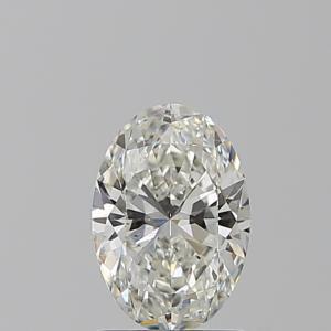 Oval 1.14 carat H SI1 Photo