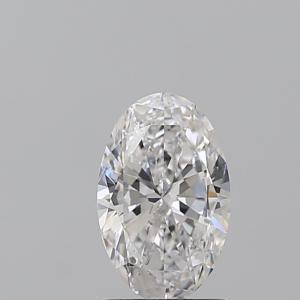 Oval 1.20 carat D SI2 Photo