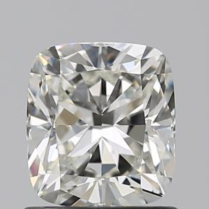 Cushion 0.90 carat I VVS2 Photo
