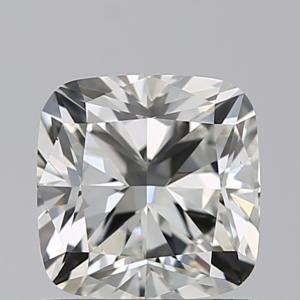 Cushion 1.01 carat J VS1 Photo