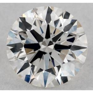 Round 0.33 carat I SI1 Photo