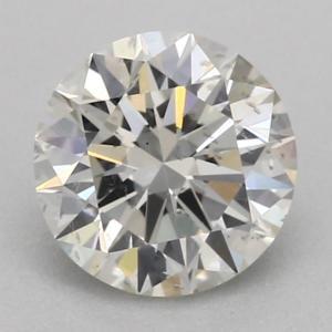 Round 0.34 carat I SI2 Photo