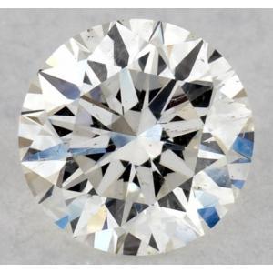 Round 0.33 carat I SI2 Photo