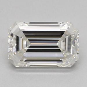 Emerald 0.50 carat I VVS1 Photo