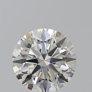Round 2.52 carat I VS2 Photo