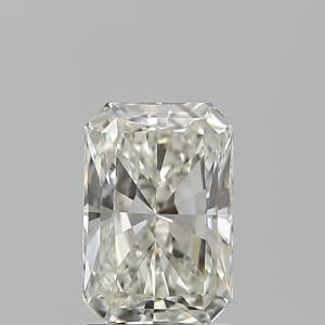 Radiant 1.50 carat J VS2 Photo